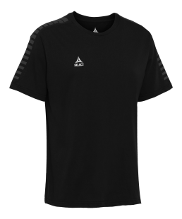 SELECT TORINO T-SHIRT (black)