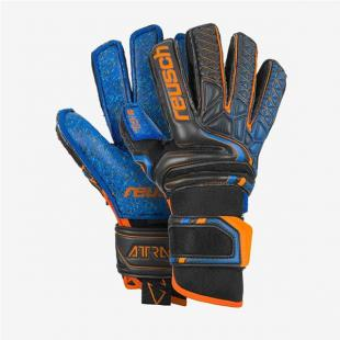 LUVAS REUSCH ATTRAKT G3 FUSION JNR (black/orange/black)