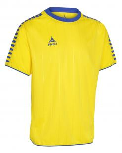 CAMISOLA SELECT ARGENTINA SS (yellow/royal blue)