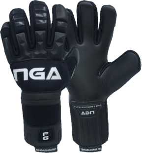 LUVAS NGA LEGENDS BLACKOUT JNR (black)