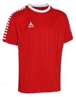 CAMISOLA SELECT ARGENTINA SS (red/white)