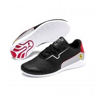 SAPATILHA PUMA SF DRIFT CAT 8 JNR (black/white)