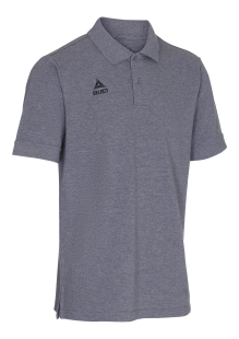 SELECT TORINO POLO T-SHIRT (grey)