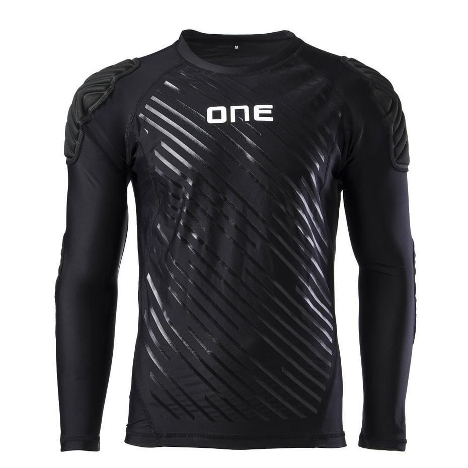 THE ONE GLOVE PADDED BASELAYER TOP JNR