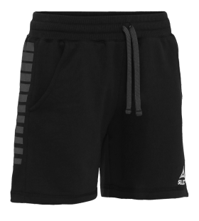SELECT TORINO SWEAT SHORTS WOMEN (black)