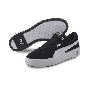 SAPATILHA PUMA SMASH PLATFORM V2 SD (black/white)