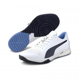 SAPATILHA PUMA EXPLODE 1 (white/blue/grey)