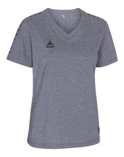 SELECT TORINO T-SHIRT WOMEN (grey)