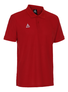 SELECT TORINO POLO T-SHIRT (red)