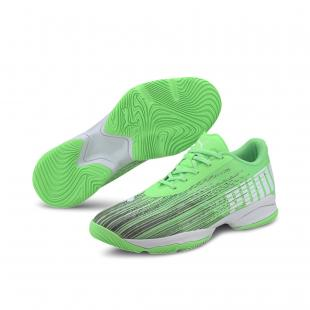 SAPATILHA PUMA ADRENALITE 2.1 (electro green/black/white)