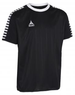 CAMISOLA SELECT ARGENTINA SS (black/white)