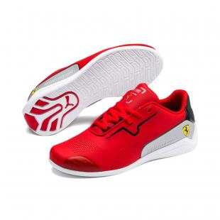 SAPATILHA PUMA SF DRIFT CAT 8 JNR (rosso corsa/black)
