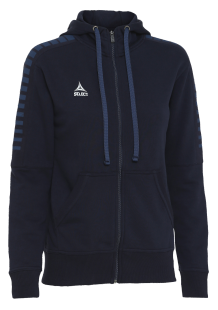 SELECT TORINO ZIP HOODIE WOMEN (navy)