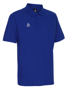 SELECT TORINO POLO T-SHIRT (blue)