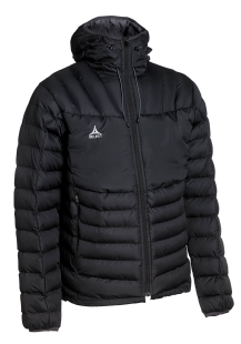 SELECT TORINO PADDED JACKET (black)