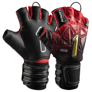 LUVAS RINAT FENIX SUPERIOR FUTSAL (red/black)
