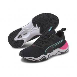SAPATILHA PUMA ZONE XT WNS (black/pink/blue)