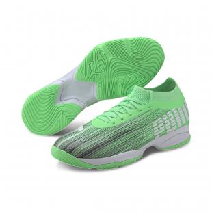 SAPATILHA PUMA ADRENALITE (electro green/black/white)