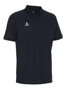 SELECT TORINO POLO T-SHIRT (navy)