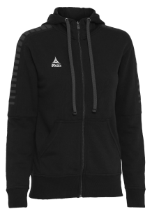 SELECT TORINO ZIP HOODIE WOMEN (black)